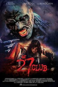 """27歳で他界したミュージシャンを題材にしたホラー映画 """"THE 27 CLUB"""" 予告編公開 - 帰ってきた、モンクアル?"""