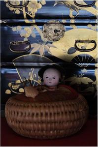 蔵の中のお人形 - HIGEMASA's Moody Photo