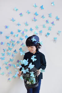 Blue Butterfly - テトコトママト2