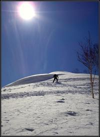 美比内山(1071m)を登る - 好い加減に過ごす2