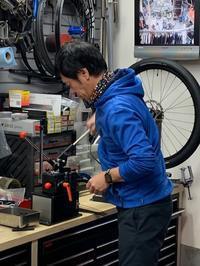 雨の東京世田谷です。 - 東京都世田谷 マウンテンバイク&BMXの小川輪業日記