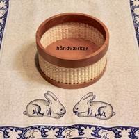 うさぎ大集合! - handvaerker ~365 days of Nantucket Basket~