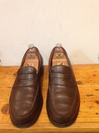 靴の染め替え《黒染めJ.M.WESTON》 - Shoe Care & Shoe Order 「FANS.浅草本店」M.Mowbray Shop