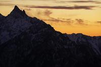 残雪の山旅を想う - 人生山あり