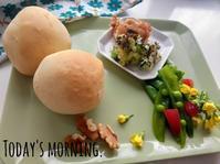 今朝のワンプレート - 料理研究家ブログ行長万里  日本全国 美味しい話
