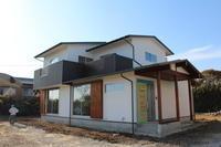 「浜北の家」現場の様子 - 桂建設の日々ブログ