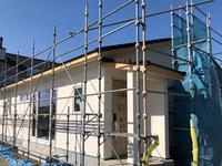 平屋建てのFPの家、造作工事中です! - 現場日誌