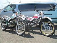 K5サン号 2代目 セロー225W-SP2の製作記・・・(笑) (Part1) - バイクパーツ買取・販売&バイクバッテリーのフロントロウ!