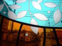 雨の日 - atelier GLADYS  ステンドグラス工房 作り手の日々