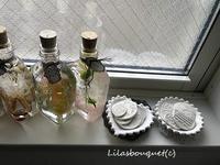 ハーバリウムの詰め替えにトライ♪(1) - Lilasbouquet+HOME&F