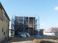 内部造作-中の島の家 - rustic+factory