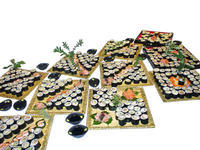 Variations de SUSHIS - FOOD GEEK Japarisienne