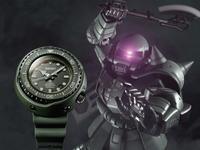 ~セイコープロスペックス~量産型ザクモデル入荷! - 熊本 時計の大橋 オフィシャルブログ