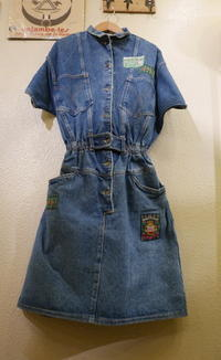 Denim Dress, All-in-one - carboots