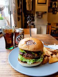 THE RISCO(東別院) #3 - avo-burgers ー アボバーガーズ ー