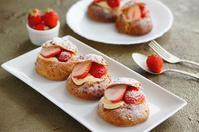 """少しもっちり。米粉のシュークリーム - 大阪 北摂 茨木 南茨木 パンとお菓子の教室 """"初心者歓迎 手ごねパン作り"""" choco cafe*"""