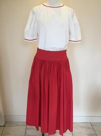 今トレンドのギャザースカート - ★ Eau Claire ★ Dolce Vita ★