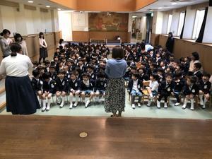 進級式、入園式 - 川崎ふたば幼稚園ブログ