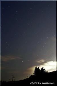 春の夜空 - 北海道photo一撮り旅