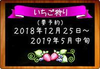 甲府昭和イオンモール近くにあるみないいちご園の紹介 - Hotel Naito ブログ 「いいじゃん♪ 山梨」