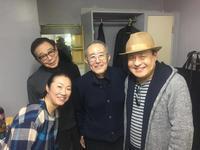 Jazz 日記 in 2.26/ 初恋の人じゃあるまいし… - Jazz日記2019 by 今津雅仁