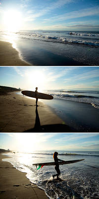 2019/04/11(THU) 今朝は早い波があります。 - SURF RESEARCH