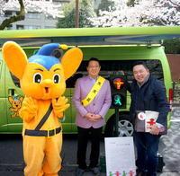 文京さくら祭り@播磨さくら坂 3/31 - べルリンでさーて何を食おうかな?