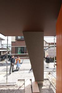 斜め壁の理由奈良三郷町の家 - 加藤淳一級建築士事務所の日記