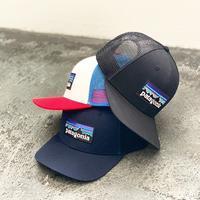 【PATAGONIA / パタゴニア】P-6 Logo Trucker Hat [38017] P-6ロゴ・トラッカー・ハット - refalt blog