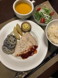 ゆで鶏 - 庶民のショボい食卓