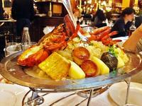 Choucroute de la mer - FOOD GEEK Japarisienne
