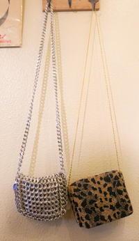 Mini Metal  bag - carboots