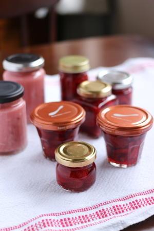 毎年恒例のいちごのコンポートづくり、今年は甘酒でも作ってみました☆ - キラキラのある日々