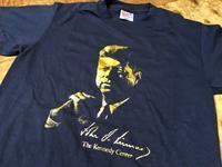4月13日(土)入荷!90s〜MADE IN U.S.A   J.F. KENNEDY Tシャツ! - ショウザンビル mecca BLOG!!