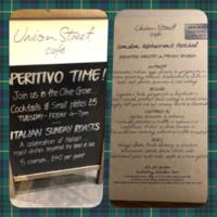 ゴードンラムゼイ氏のカジュアルレストラン『Union Street Cafe』 - ハーブのある暮らし