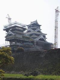 熊本城の今 - *Any*