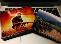 日々雑感LA-LA LAND RECORDSから「シン・レッド・ライン」4枚組みCDが届いた。 - Suzuki-Riの道楽