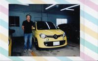 トゥインゴ 1万キロ - 幸せの黄色いクロスカブ