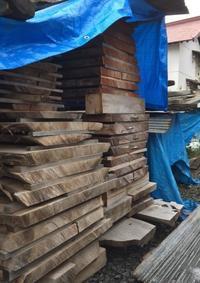 木材依存症・・? - 家具工房モク・木の家具ギャラリー 『工房だより』