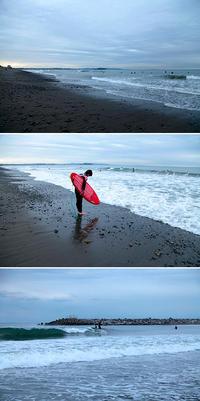 2019/04/12(FRI) 今朝も少し波が残ってました。 - SURF RESEARCH