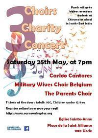 5月25日(土)チャリティーコンサート開催 - ベルギーの小さなおみせ PERIPICCOLI
