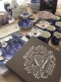 更新しました。バーレイ陶器在庫 - ベルギーの小さなおみせ PERIPICCOLI