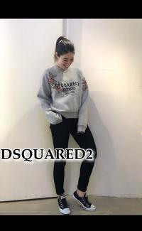 「DSQUARED2 ディースクエアード2」トレーナー・Tシャツ入荷です。 - UNIQUE SECOND BLOG