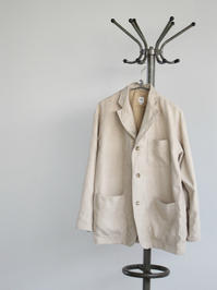 RANDTStudio Jacket - Polyester Suede - 『Bumpkins putting on airs』