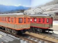 鉄コレ東武7300系入廠 - 新湘南電鐵 横濱工廠3