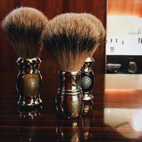 Gentlemen's Shaving Brush - 赤坂・ニューオータニのヘアサロン大野ザメイン店ブログ