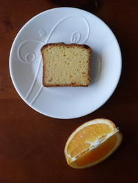 オレンジのパウンドケーキ - Baking Daily@TM5