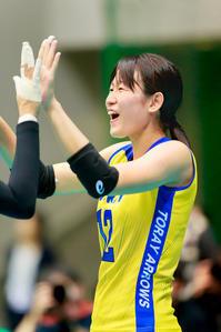 小川愛里奈 ~東レアローズ~ - Tatsuya Uehara Photo Blog S