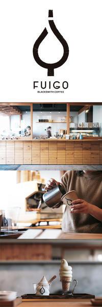 ショップロゴ:FUIGO(群馬県太田市) - CI,VI|ロゴデザイン|ブランディング|cosydesign.com