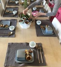 お教室と神楽坂ディナー - 今日も食べようキムチっ子クラブ (料理研究家 結城奈佳の韓国料理教室)